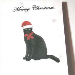 Christmas Cards, Cat Christmas Card 10