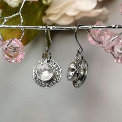 Time For Tea Dangle Earrings