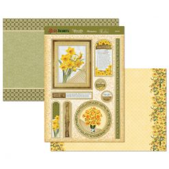Hunkydory - Topper Set - Daffodil