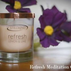 Meditation Candle - Refresh