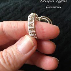 Labradorite Ring 7