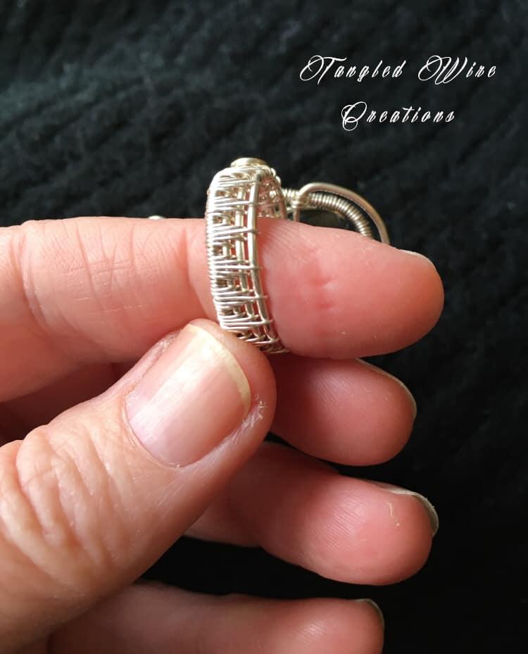 Labradorite Ring 2