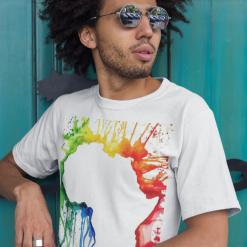 Africa art men's and Women's T Shirt