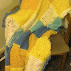 Golden Sunrise Crochet Along