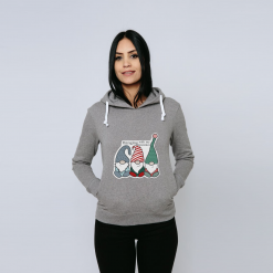 Hanging with my Gnomies - Ladies Hoodie