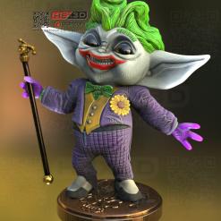Baby mashup Joker