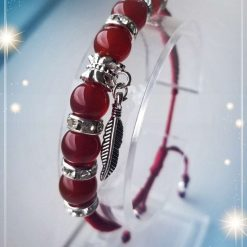 Carnelian Gemstones Bracelet