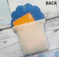 Gift Card Holders/Hangers - Personalised with Initial 3