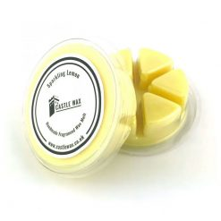Sparkling Lemon - Soy Wax Melt Segment Deli Pot – 48g