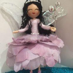 Black head beauty fairy