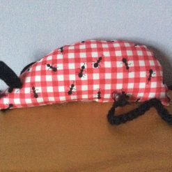 Handmade Catnip Mouse - Ants - Cat Toy with Extra Strong Catnip- FREE POSTAGE