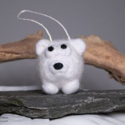 Needle Felted Polar Wildlife Collection