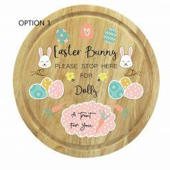 Personalised Easter Board - Free Postage
