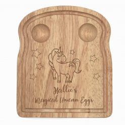 Kids Breakfast In Bed Dippy Egg Boards  - Free Postage