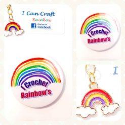 I Crochet Rainbows