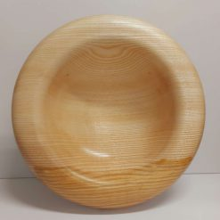 Artisan and Bespoke Olive Ash Fruit Bowl