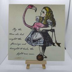 Beautiful Alice Tile