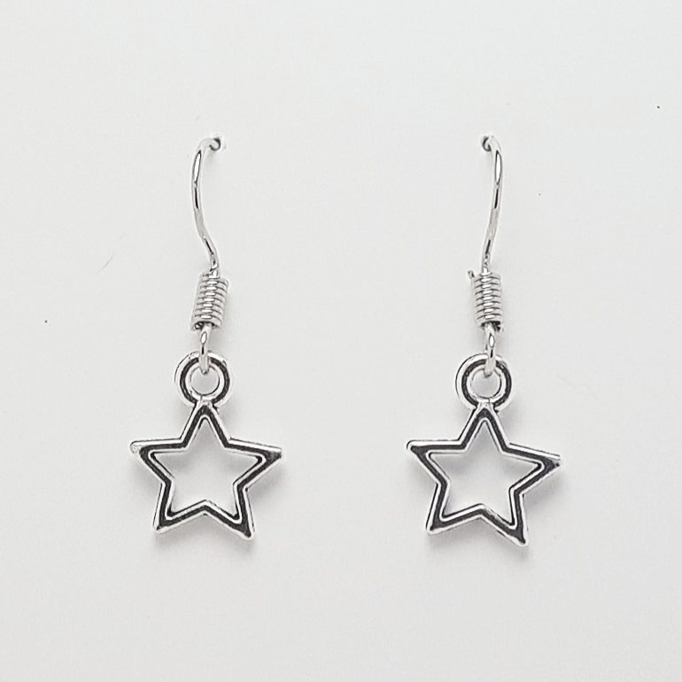 -Star Necklace, Earrings, Bracelet, Jewellery (Priced Individually) 4