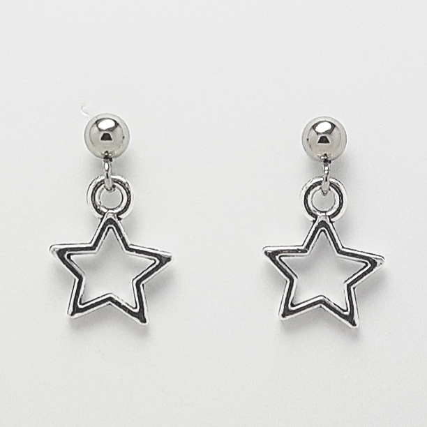 -Star Necklace, Earrings, Bracelet, Jewellery (Priced Individually) 5