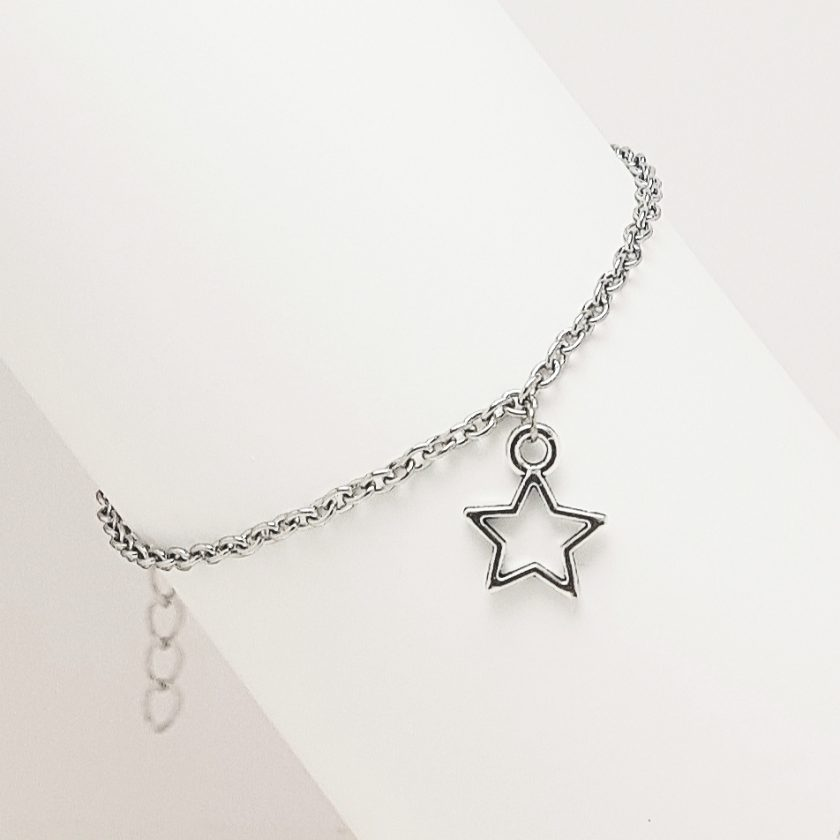 -Star Necklace, Earrings, Bracelet, Jewellery (Priced Individually) 3