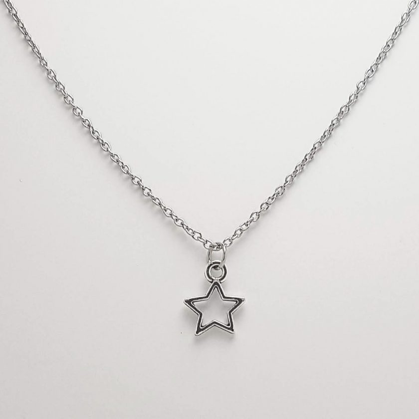 -Star Necklace, Earrings, Bracelet, Jewellery (Priced Individually) 2