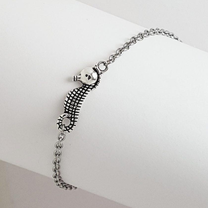-Coastal Seahorse Earrings, Bracelet, Jewellery Gift Set Collection 3