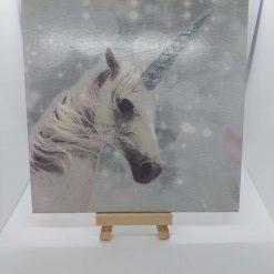 Magical Unicorn Tile