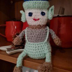 Crochet Carnation Baby