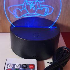 LED light Teddy design