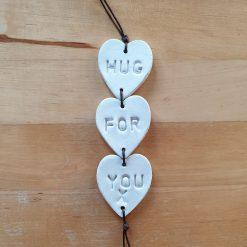 """""""Hug For You"""" Pendant Gift"""