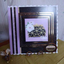 Shopping Spree Paris Birthday Card