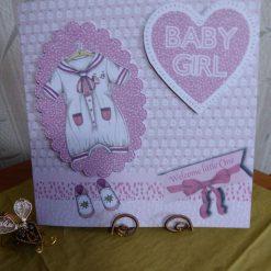 Baby Boy Card, Nautical
