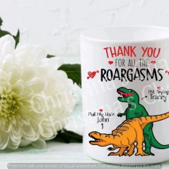 Dinosaur Adult Mug