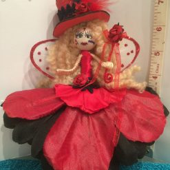 Day of the dead Flower  fairy