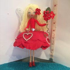 Valentines Flower  fairy
