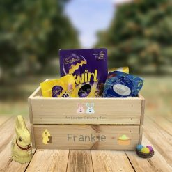 Easter Delivery Easter Crate Personalised