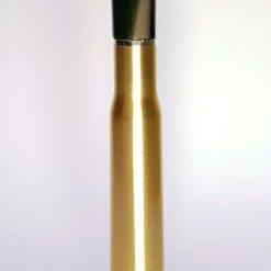Handmade 50 Caliber Bullet Twist Pen With green Camo