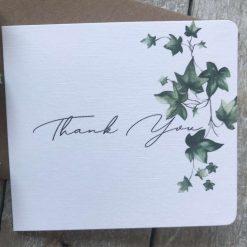 Wedding Thank You Cards, free uk postage