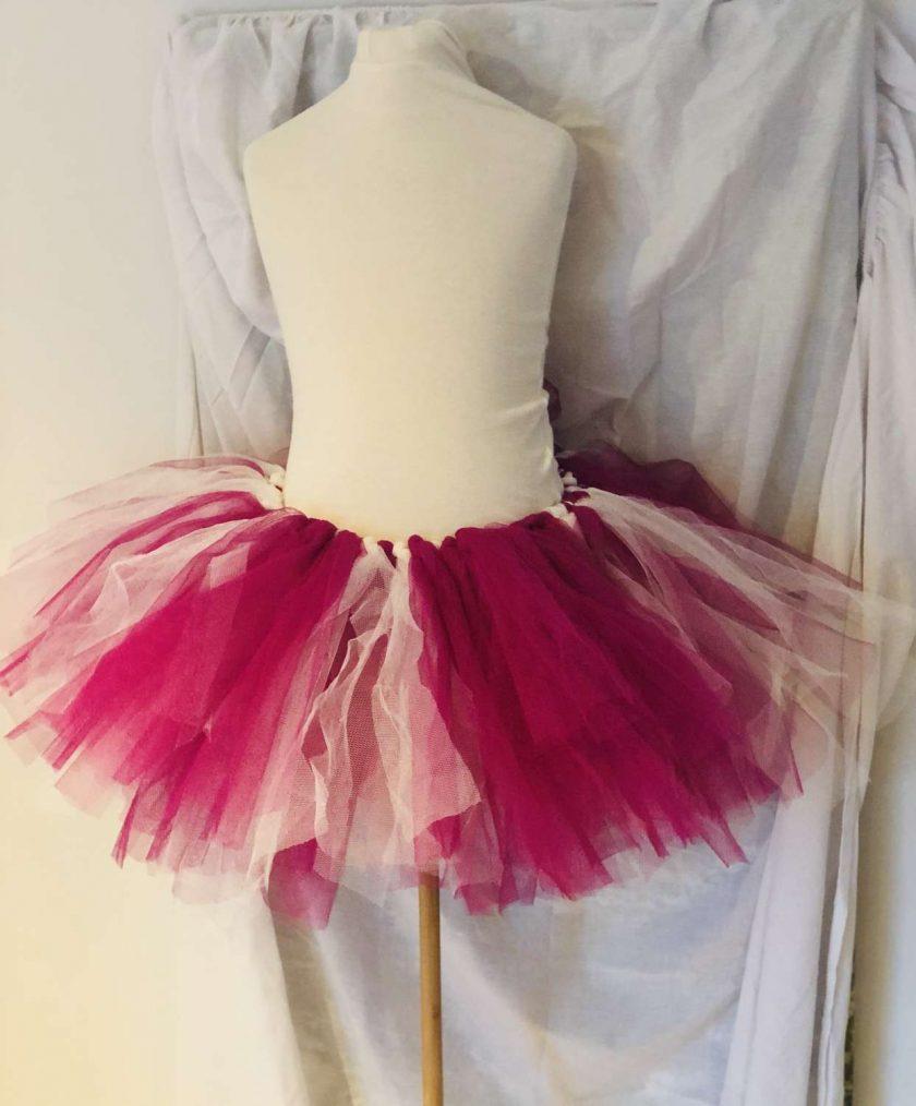 Handmade ballerina tutu skirt