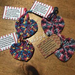 Hand crochet Pocket Hugs