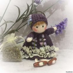 Lavender Dolly - Floral and Lace