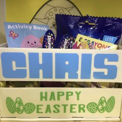 Personalised Mini Easter Crate