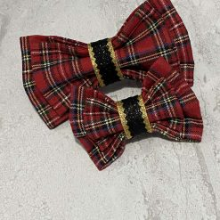 Bow - tartan collection
