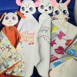 Animal Lovelies - Children's Soft Toy - Rabbit, Bear, Unicorn