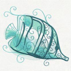 Jellyfish cushion