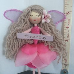 Flower  fairy it's your day