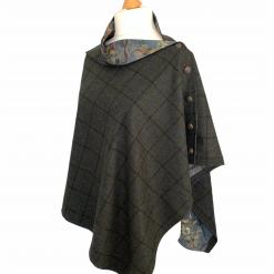 Wool Wrap/Poncho