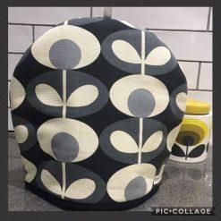 Orla Kiely Oval Flower Tea Cosies