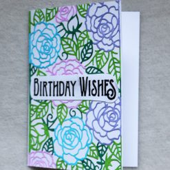 Birthday Wishes Greetings Card 2