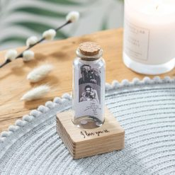 Valentine's Day Gift Personalised Message in a Bottle